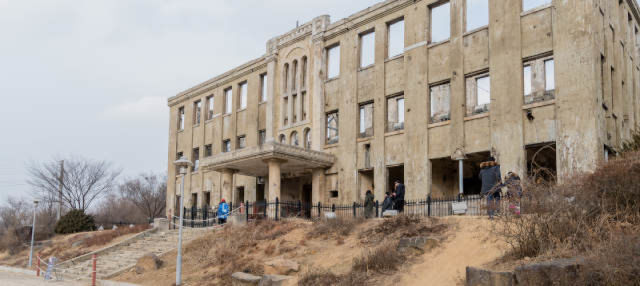 Excursión al área desmilitarizada de Cheorwon