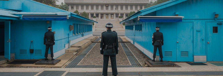 Excursión a la zona desmilitarizada de Corea