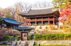 Tour por el Palacio Changdeokgung y el Santuario de Chongmyo