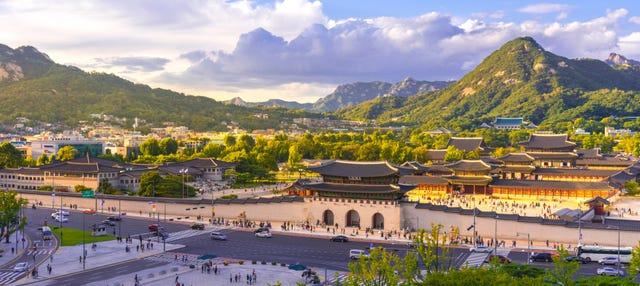 Tour por el Palacio Gyeongbokgung y Bukchon Hanok