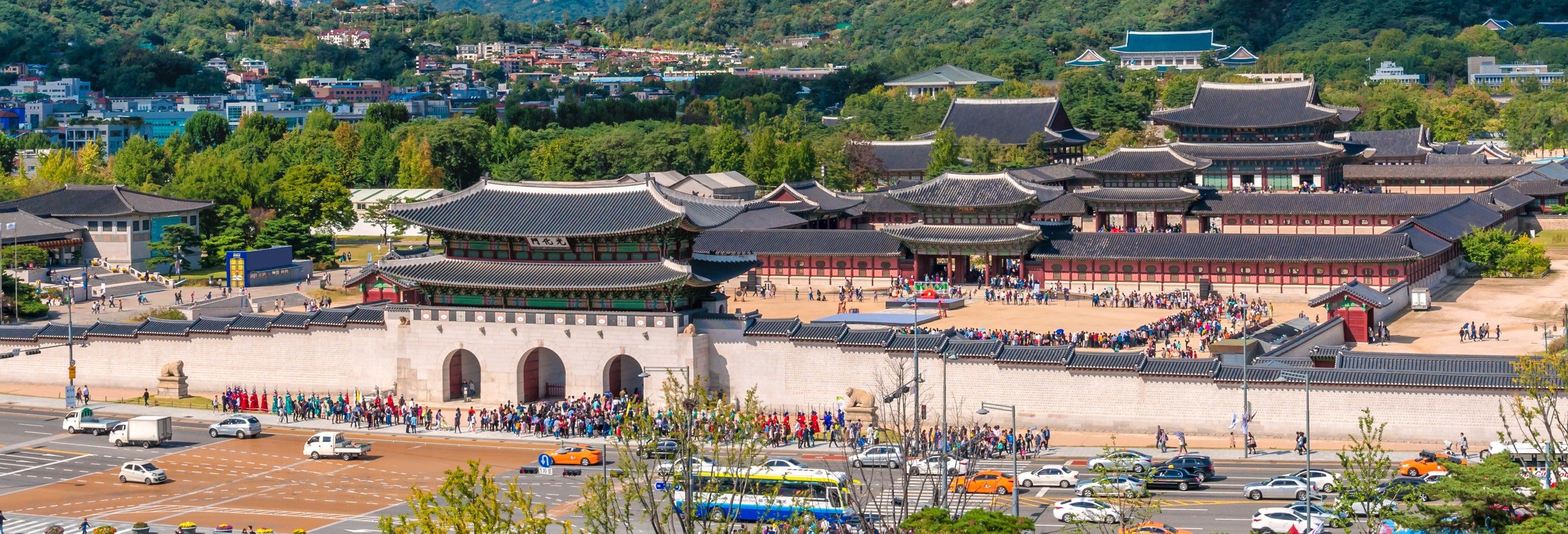 Visite guidée dans Séoul