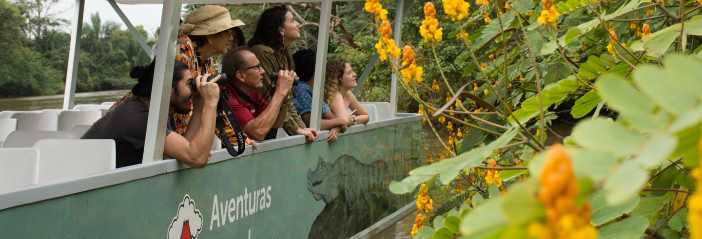 Boat Tour of the Caño Negro Wildlife Refuge