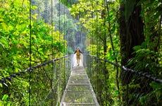 Tour por los puentes colgantes de Arenal