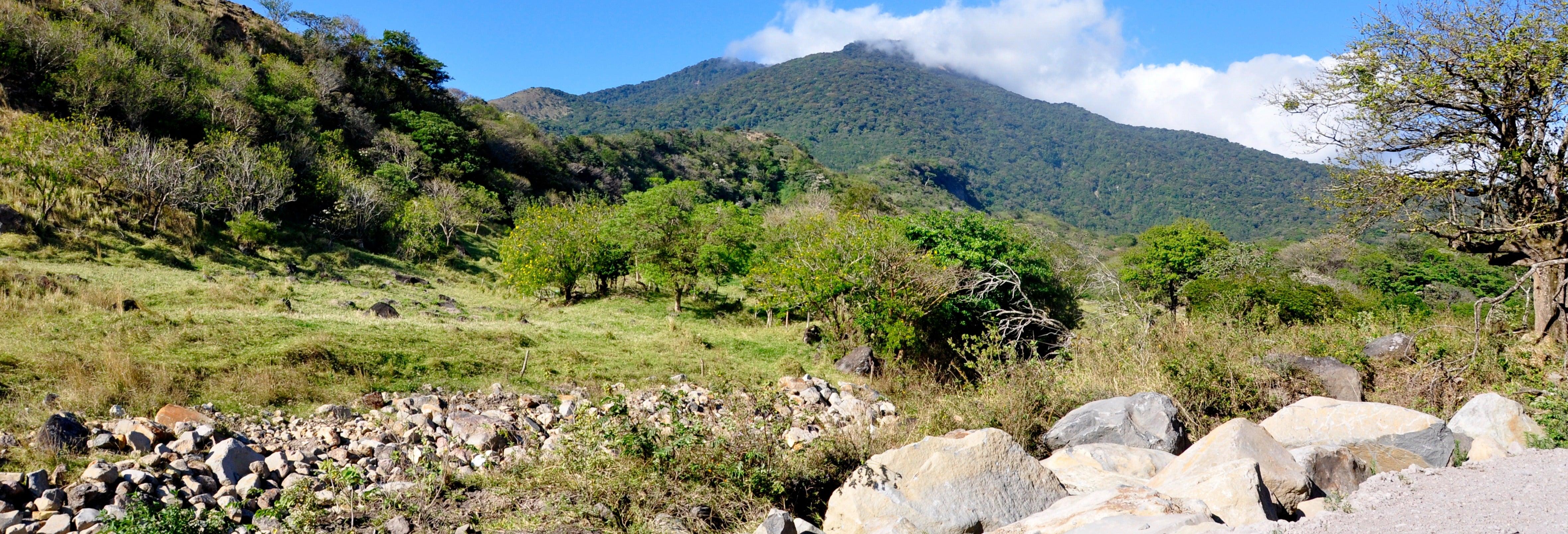 Excursão ao vulcão Miravalles