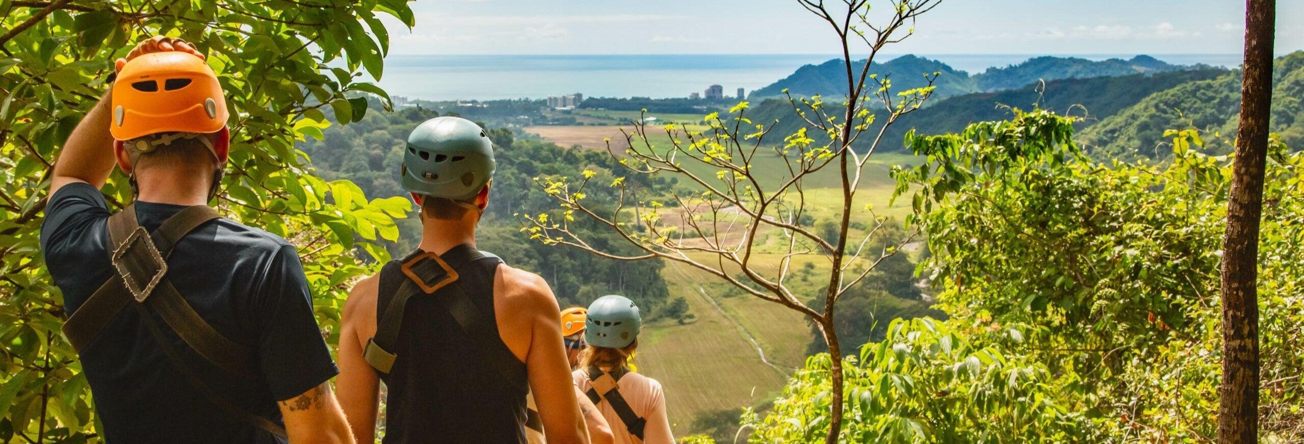 Entrée pour le parc d'attraction Rainforest Atlantic