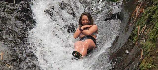 Excursión a las cascadas de Uvita