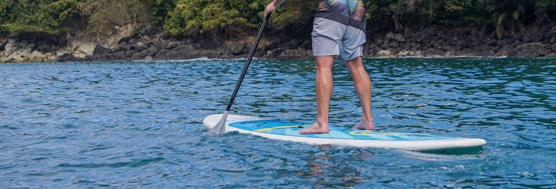 Tour en paddle surf por Manuel Antonio