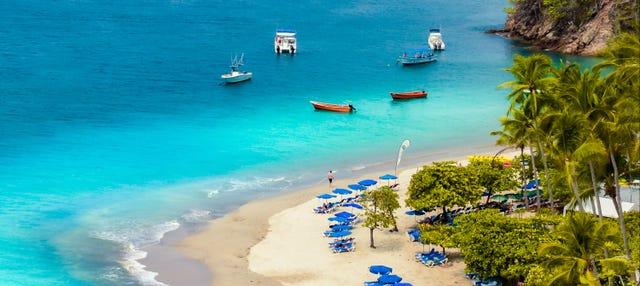 Excursão à Isla Tortuga