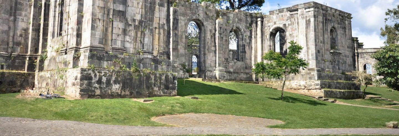 Escursione a Cartago, Vulcano Irazú e Sarapiquí