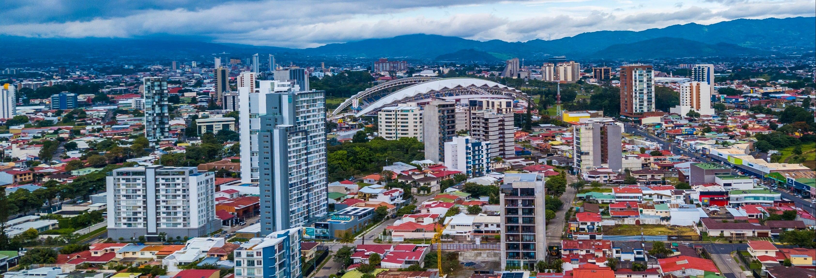 Tour panorámico por San José