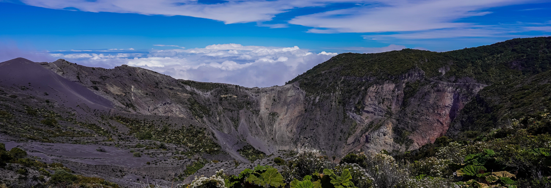 Volcán Irazú, Valle de Orosi y Jardines Lankester
