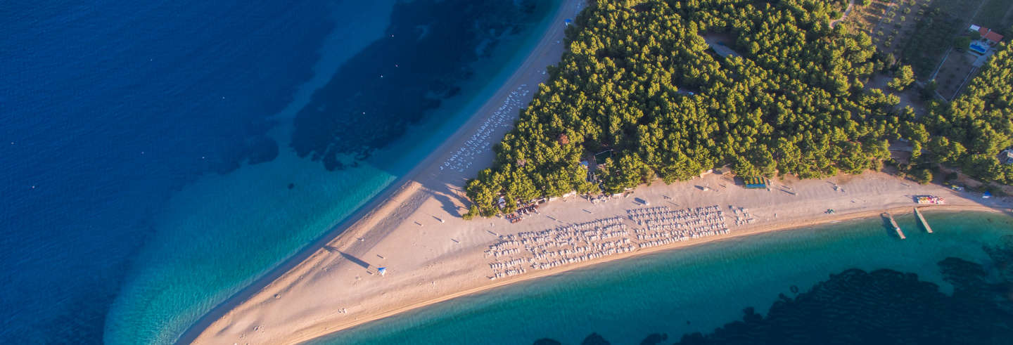 Zlatni Rat Beach 4x4 Tour