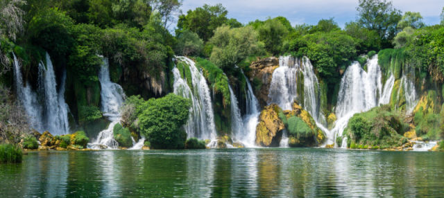 Excursión a Mostar y las cascadas de Kravice