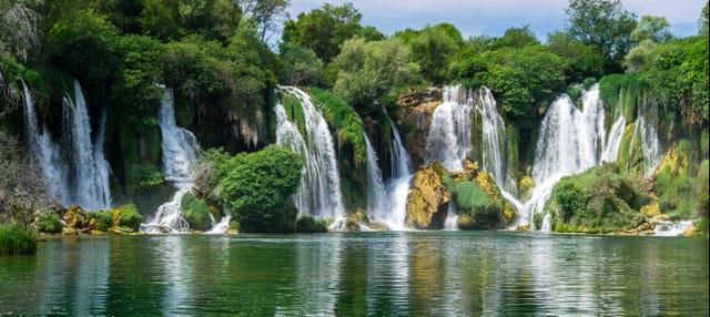 Kravice Waterfalls & Mostar Day Trip