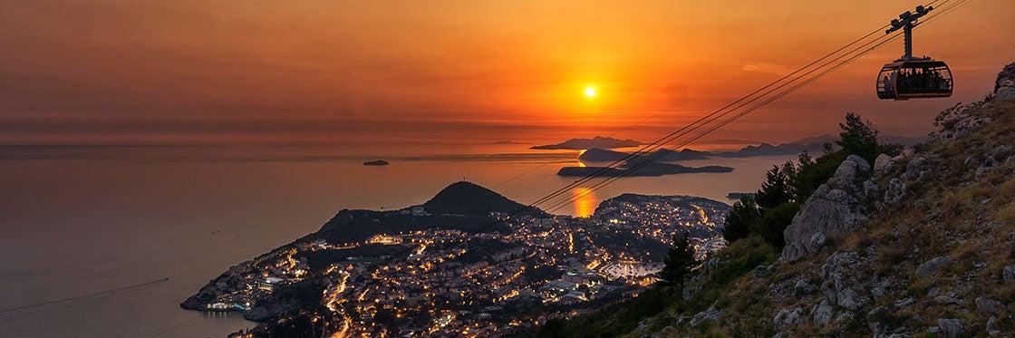 Téléphérique de Dubrovnik