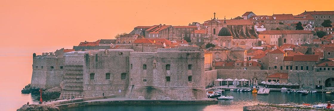 Tempo em Dubrovnik