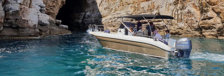 Paseo en barco privado por Dubrovnik