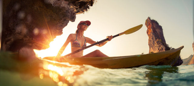 Tour en kayak por Dubrovnik