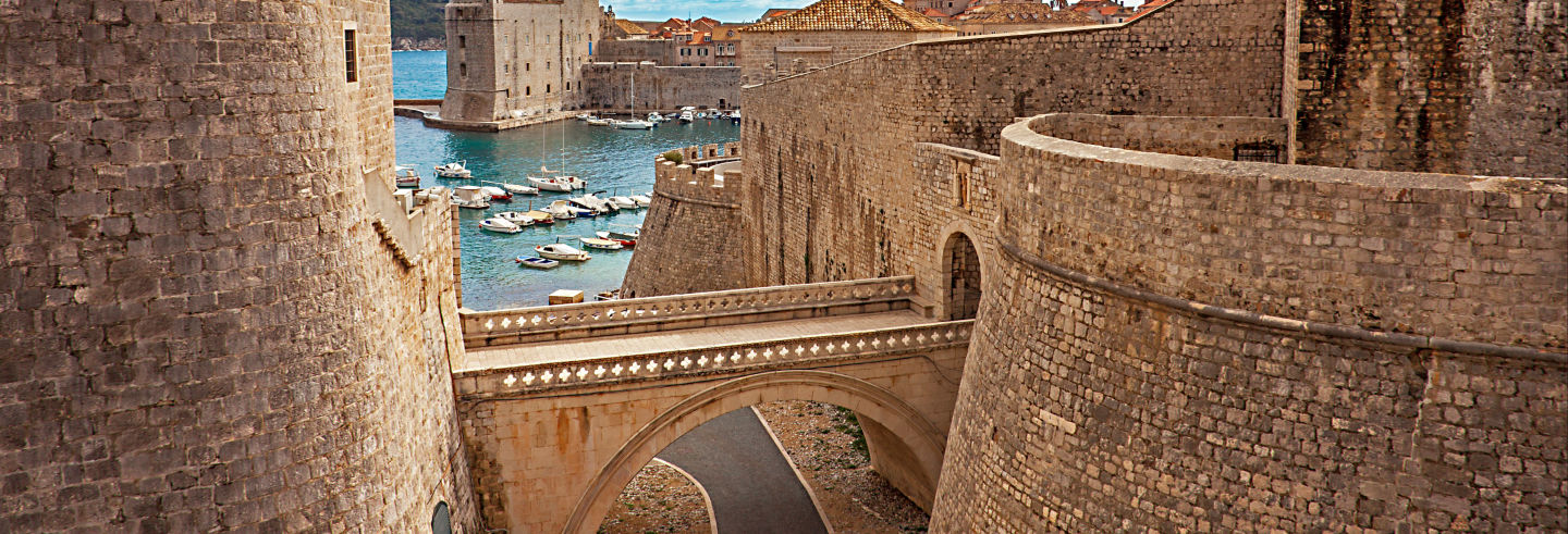 Visita guiada por Dubrovnik + Paseo en barco