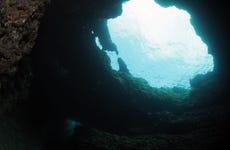 Excursión a la Gruta Azul y la Cueva Verde en barco