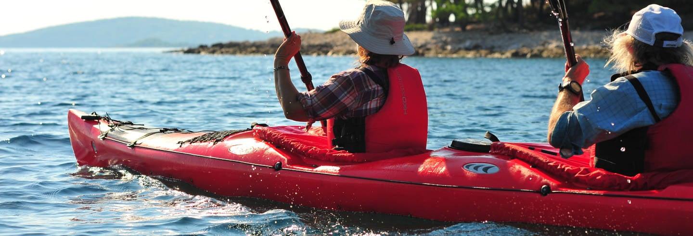 Korcula Kayak Tour