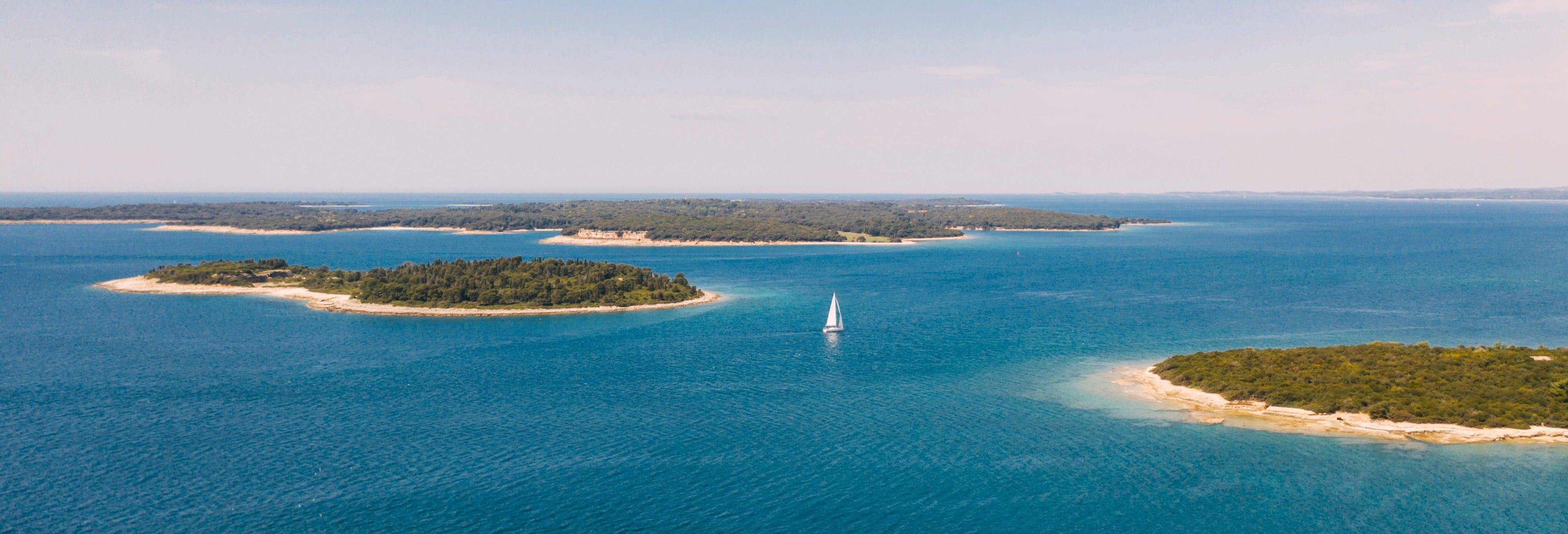 Excursión a las islas Brijuni