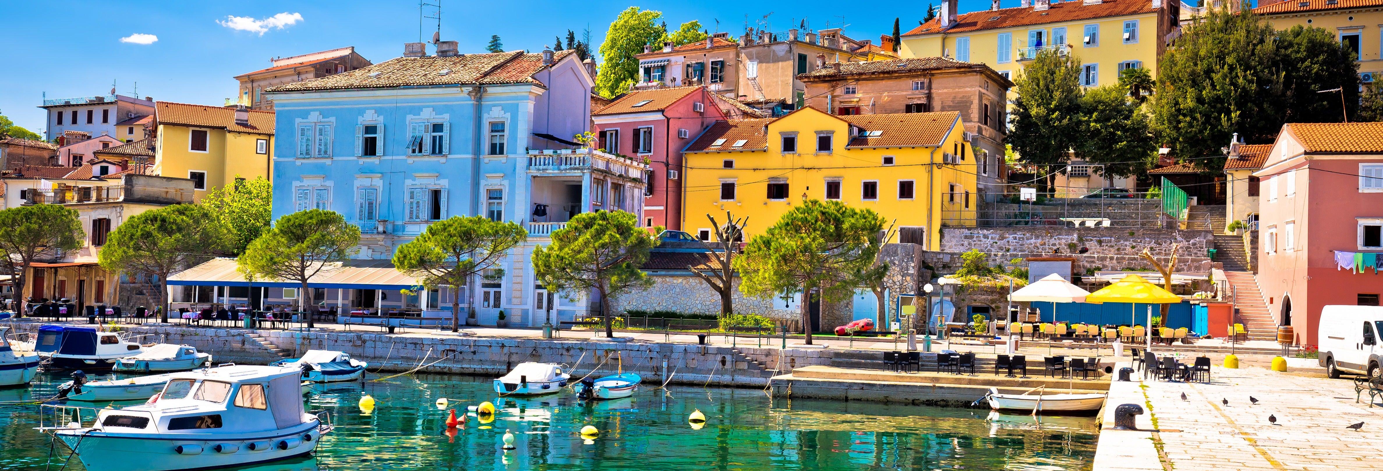 Excursión a Opatija, Mošćenice y Trsat