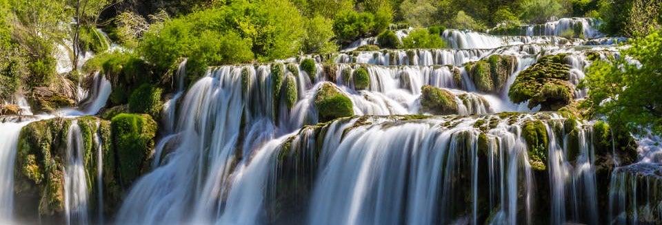 Excursión a las cascadas de Krka en barco