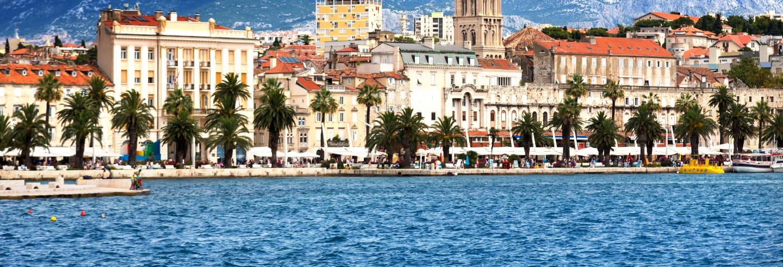 Bus touristique de Split