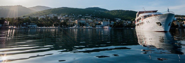 Cruzeiro de 3 dias pelo Mar Adriático