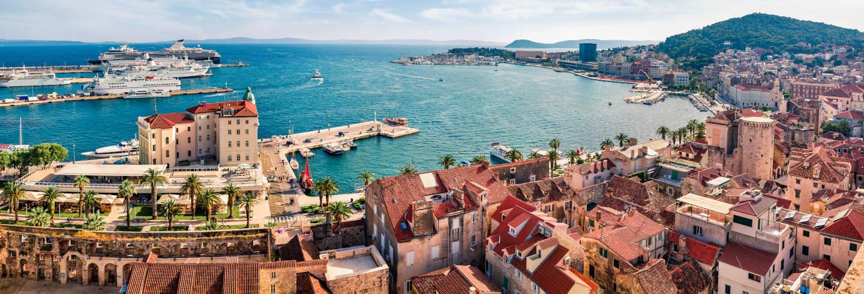 Cruzeiro de 8 dias pelo mar Adriático