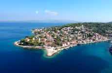 Excursión a las islas de Brac y Solta en barco