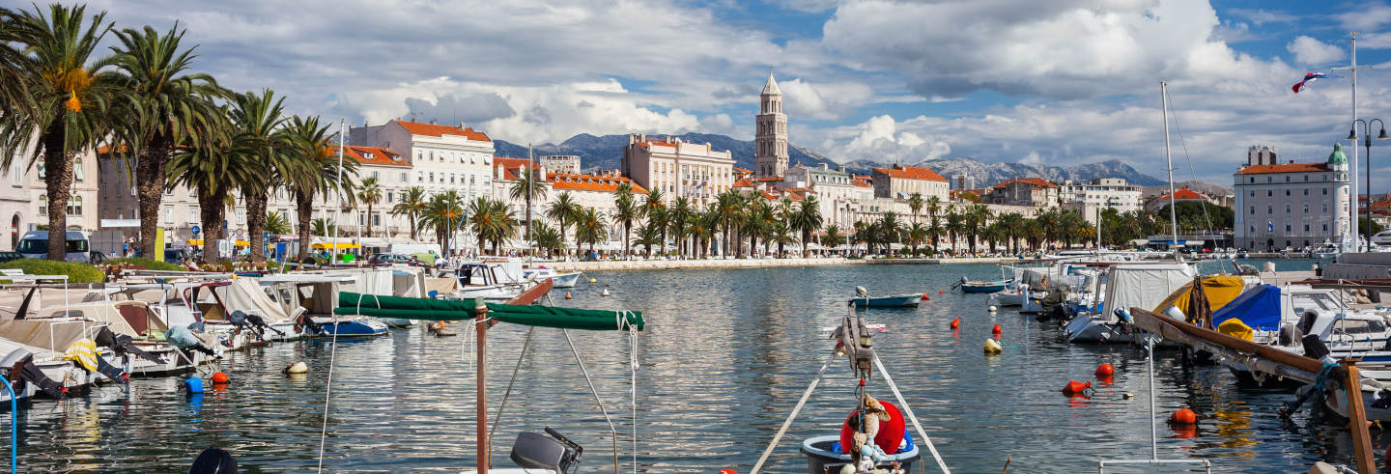 Visita guiada por Split