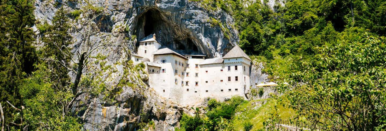Excursión a la cueva de Postojna y castillo de Predjama