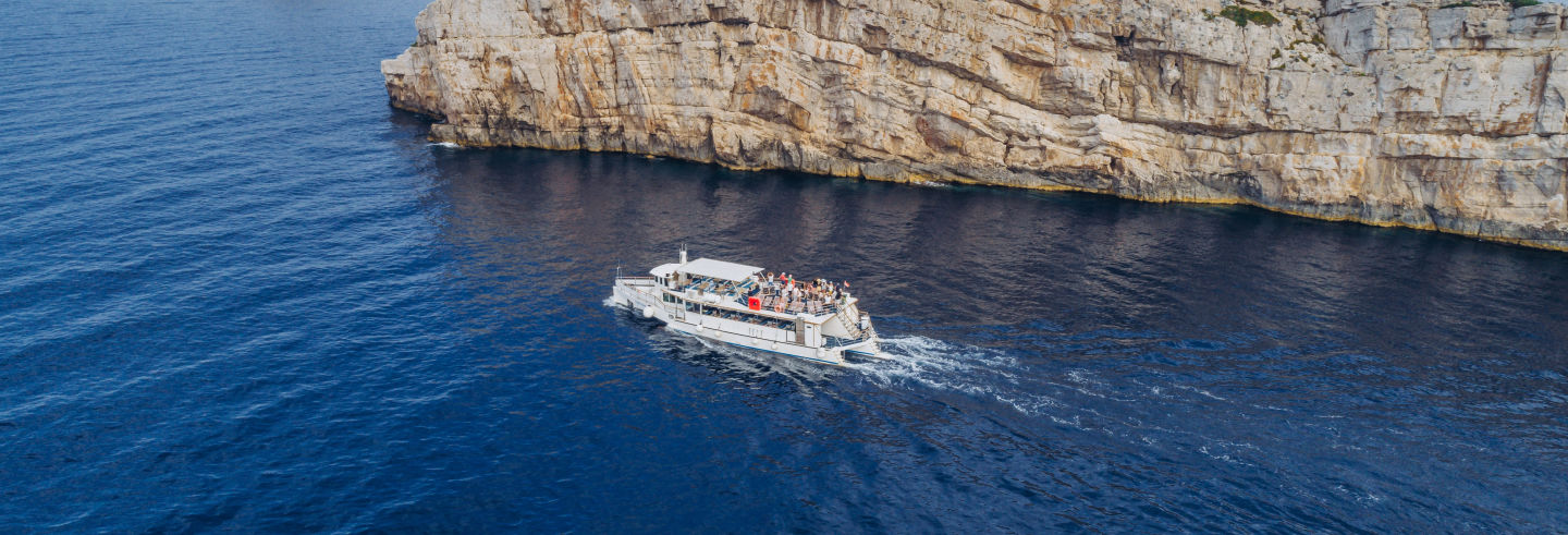 Crucero por el Parque Nacional de Kornati