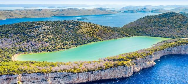 Tour en kayak por la isla Dugi Otok