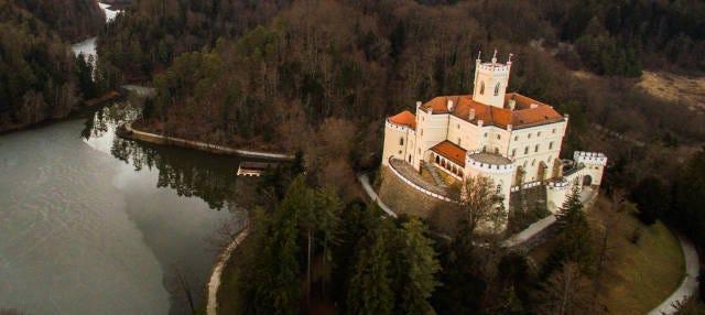 Excursion au château de Trakošćan et Varaždin