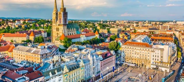 Tour privado por Zagreb con guía en español