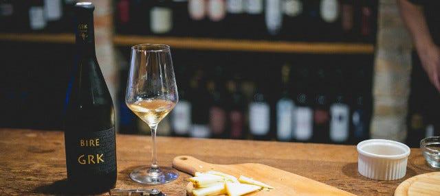 Dégustation de vin dans Zagreb