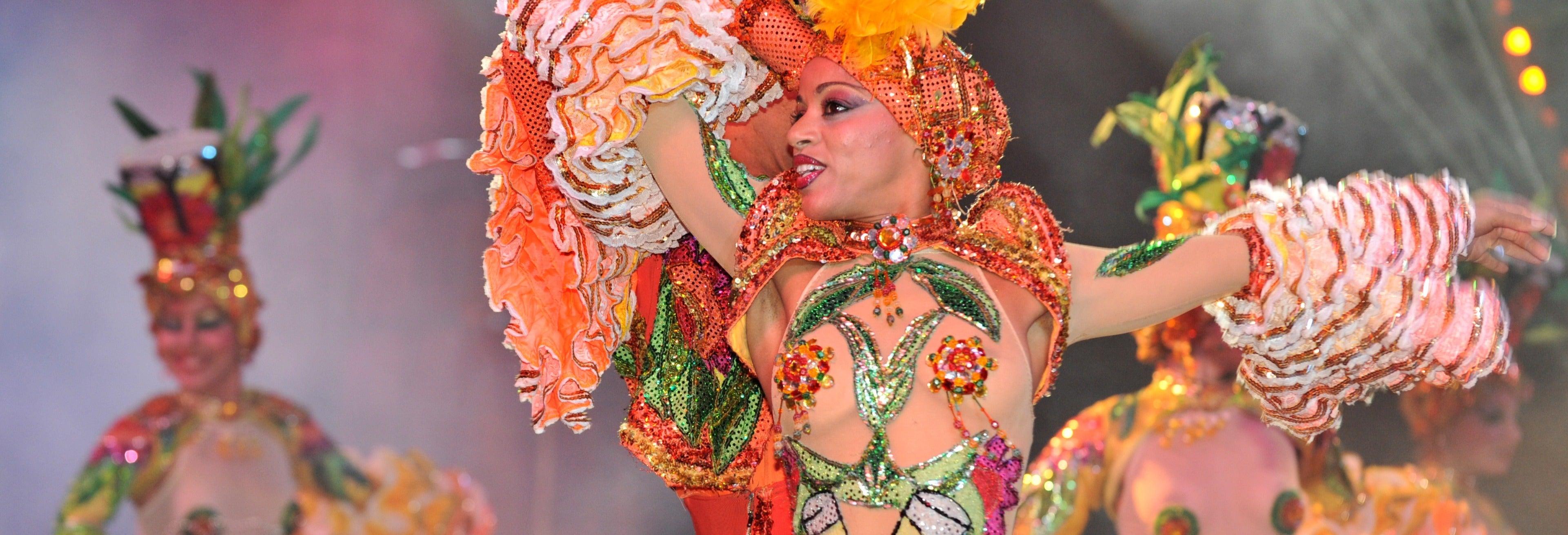 Biglietti per il Cabaret Tropicana