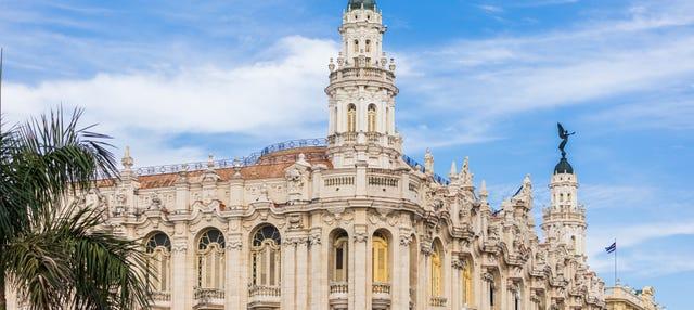 Free tour de La vieille Havane