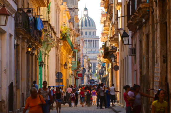 Discovering Havana's colonial architecture
