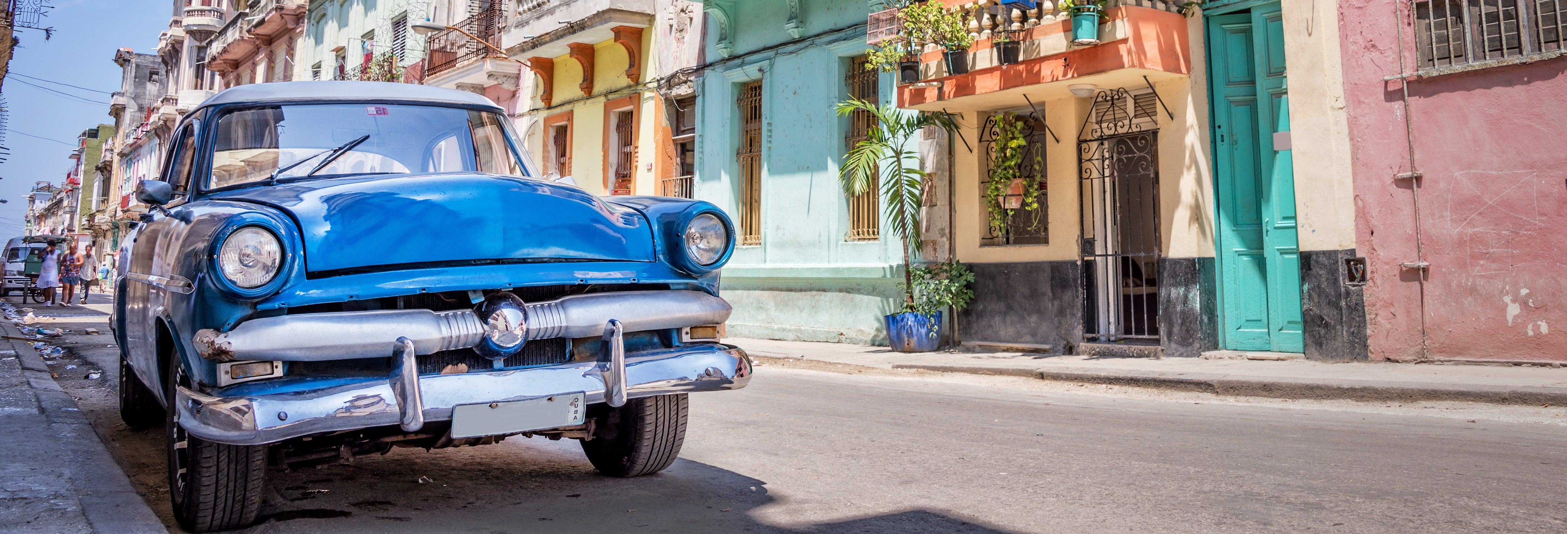 Tour privato in auto d'epoca a L'Avana