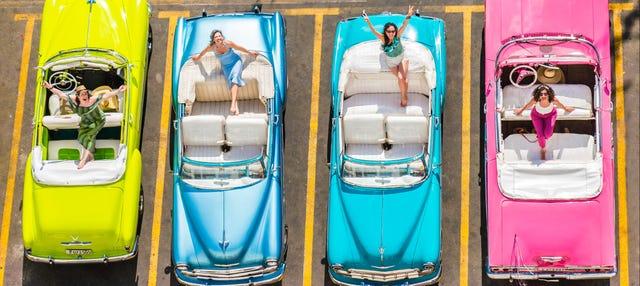 Tour de La Habana para Instagram