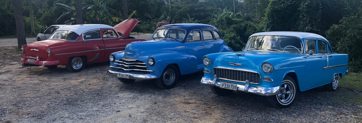 Viñales Valley Private Tour by Classic Car