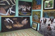 Tour del arte por Santiago de Cuba