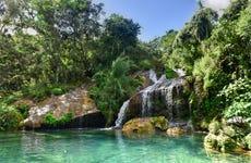 Excursión a caballo por el Parque Natural El Cubano