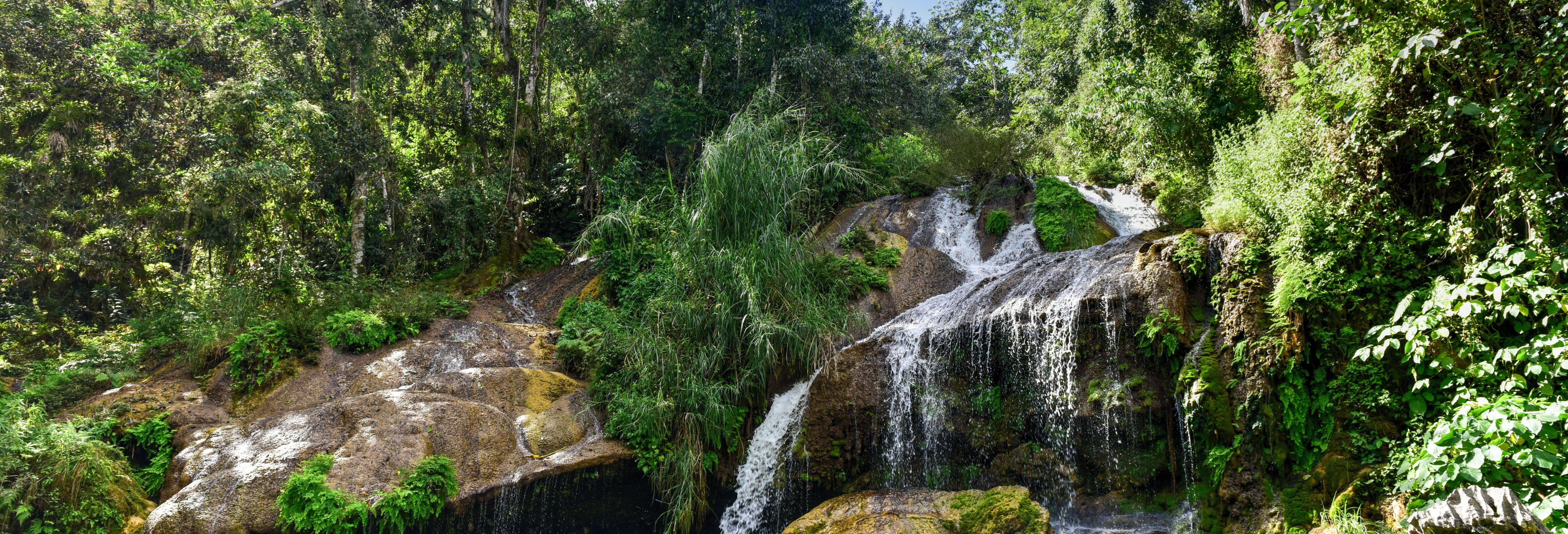 Excursión a caballo por el Parque El Cubano