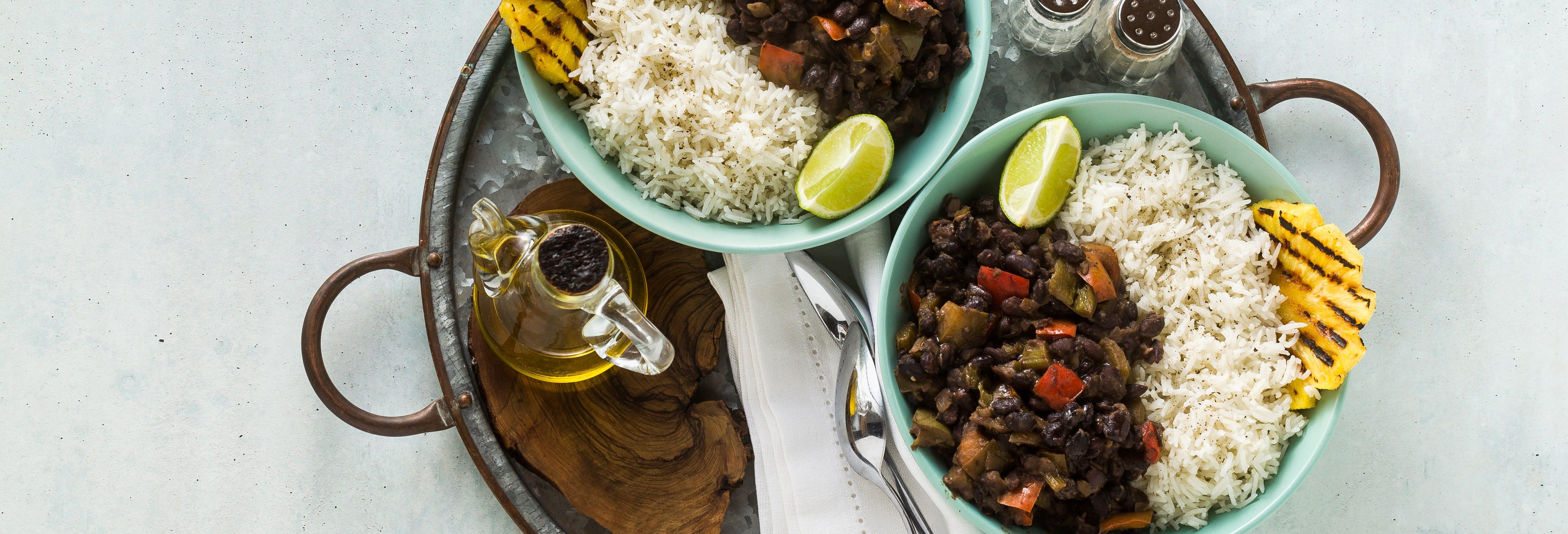 Clase de cocina cubana
