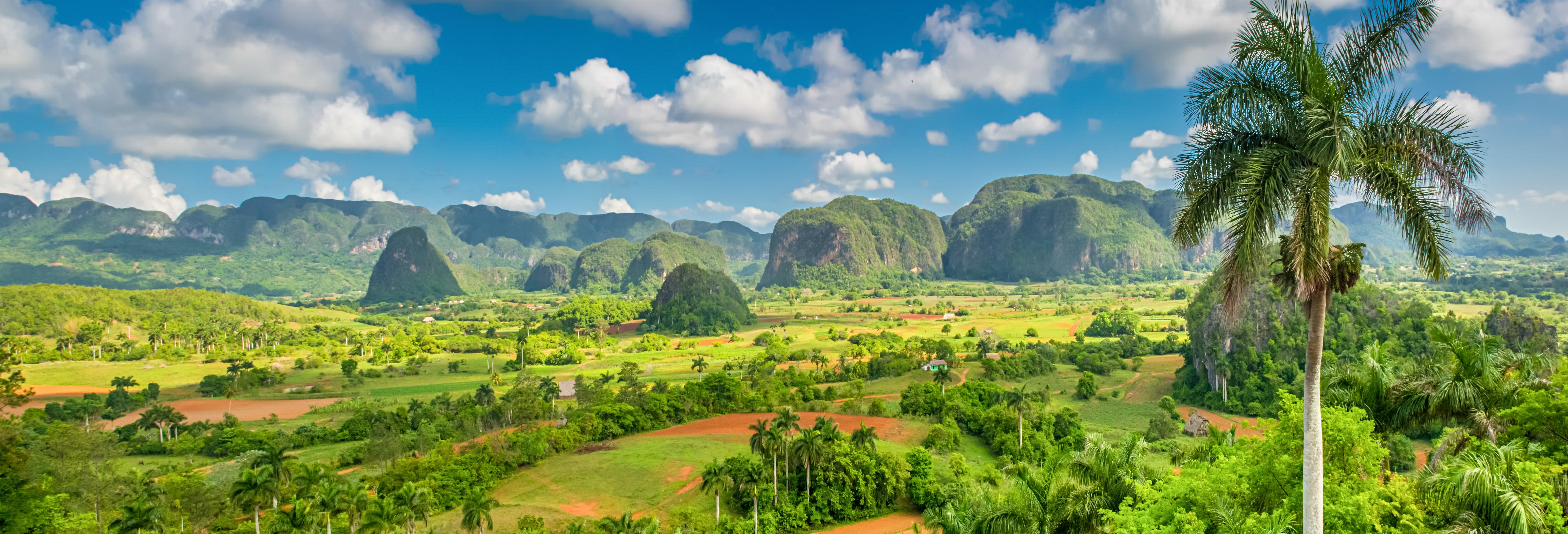 Tour de bicicleta pelo Valle de Viñales